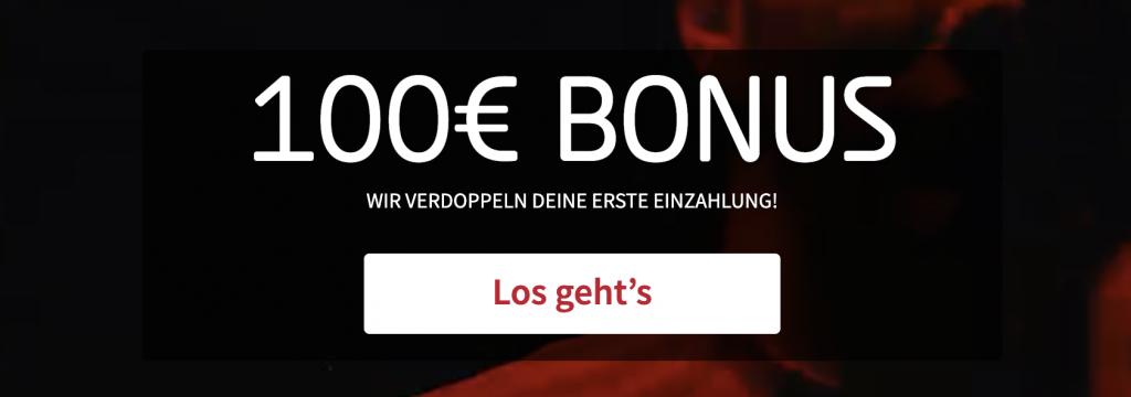 Tipico Neukundenbonus Banner 100 Euro