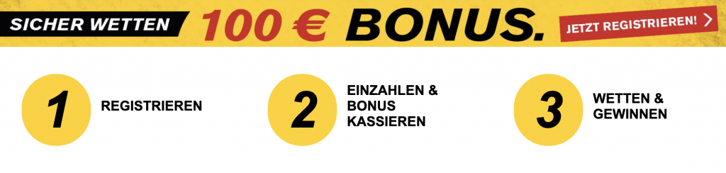 Interwetten Bonus Banner Neukunden