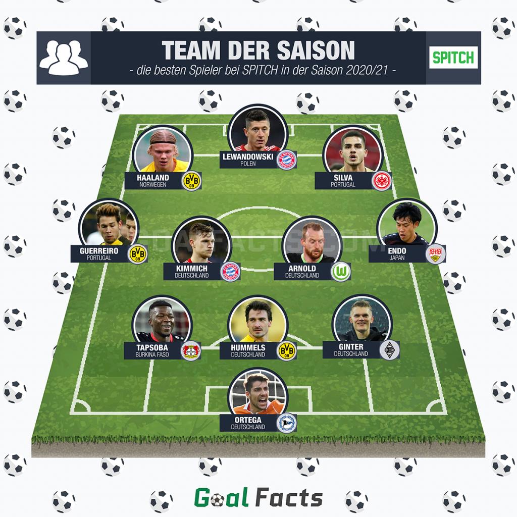 Team der Saison